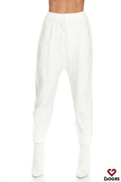 Cum sa porti corect pantaloni albi