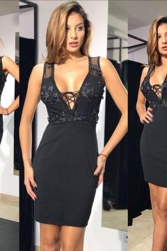 Rochiile de seara negre – spectaculoase, elegante si vers...