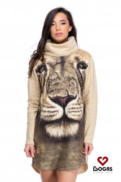 Rochie de Zi Lion Bogas