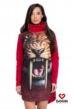 Rochie de Zi Tiger Bogas