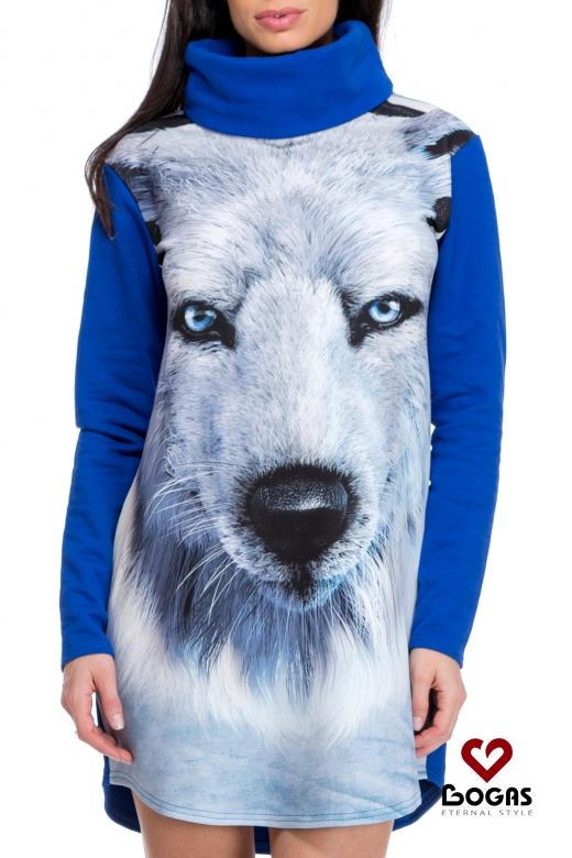 Rochie de Zi Wolf Bogas