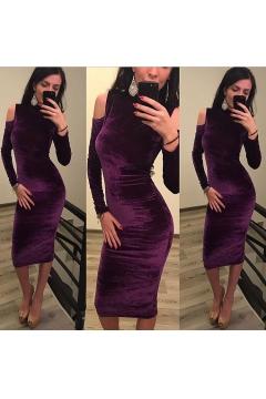 Rochie de Seara Purple Bogas