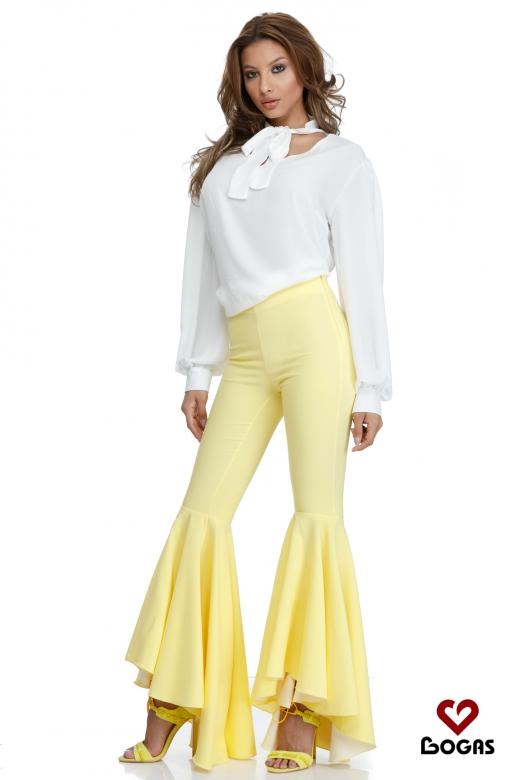 Pantaloni Thelma Bogas