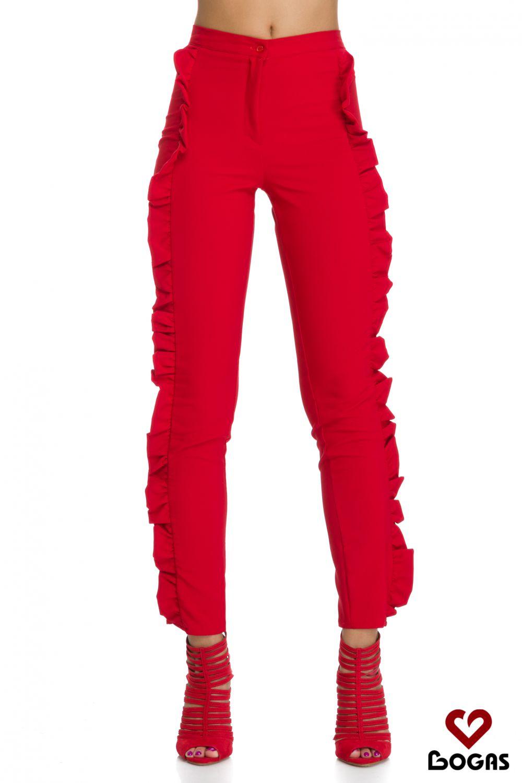 Pantaloni Dama Scott Bogas