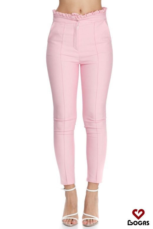 Pantaloni Rozy Bogas