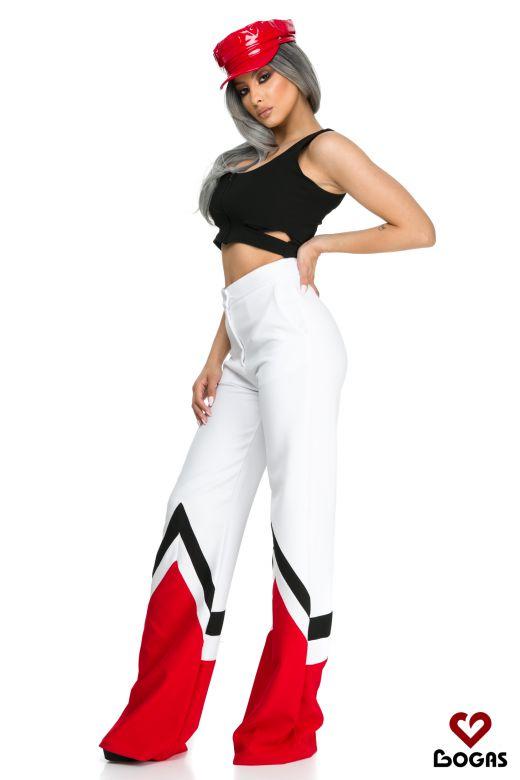 Pantaloni Moruzi Bogas