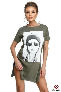 Tricou Girl Bogas