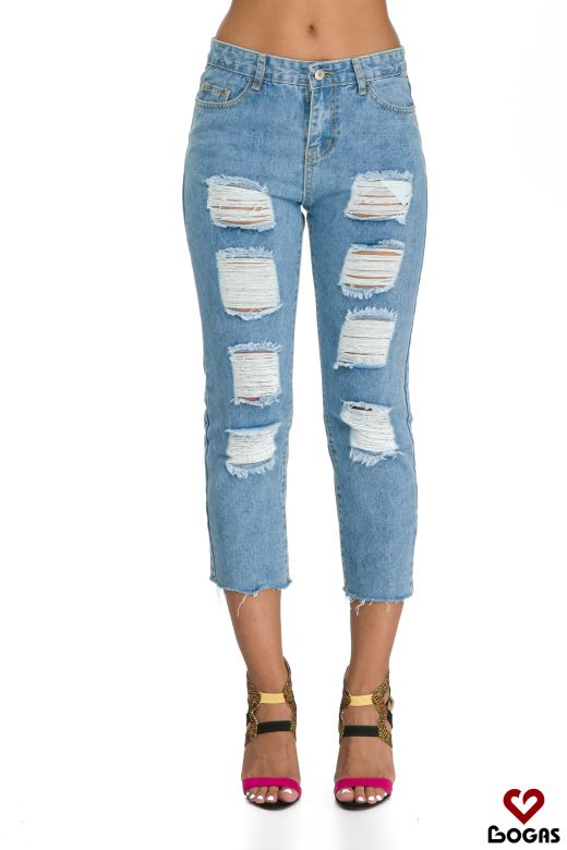 Pantaloni Athos Bogas