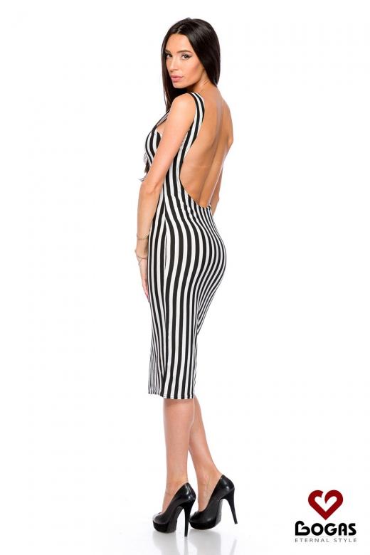 Rochie de Zi Zebra Bogas