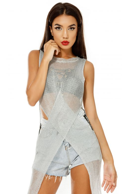 Bluza Bluzy Silver Bogas