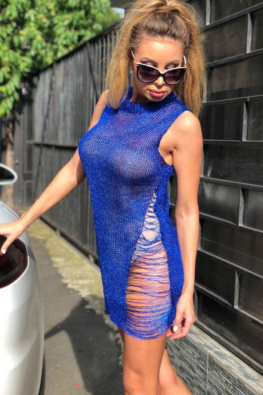 Rochie de Seara Killy Blue Bogas