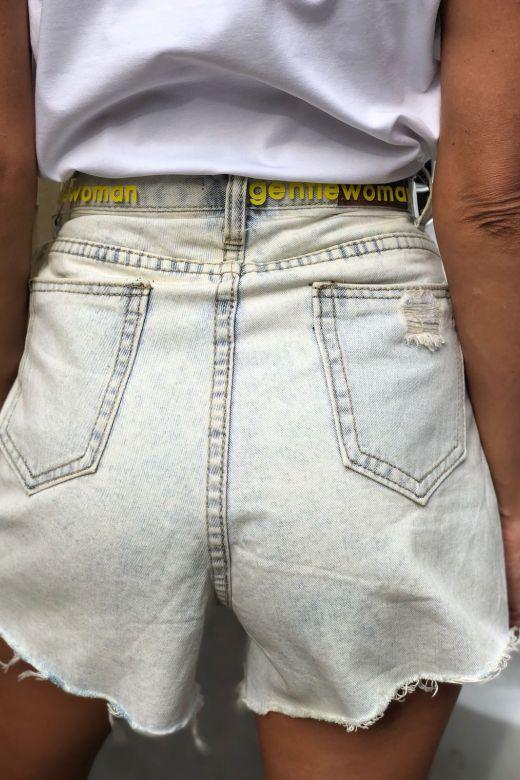 Pantaloni Ponty Bogas