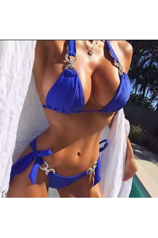 Costum de Baie Diva Blue Bogas