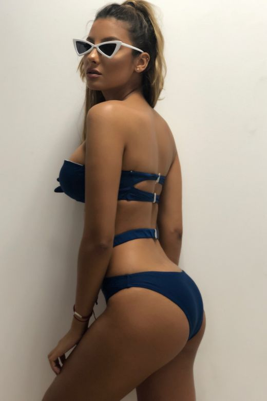 Costum de Baie Damya Blue Bogas