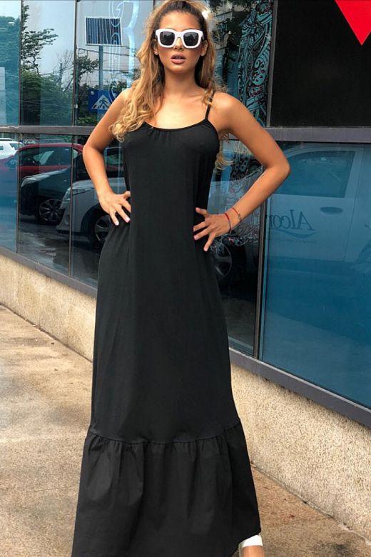 Rochie de Zi Sanywa Black Bogas