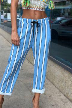 Pantaloni Alavas Bleu Bogas