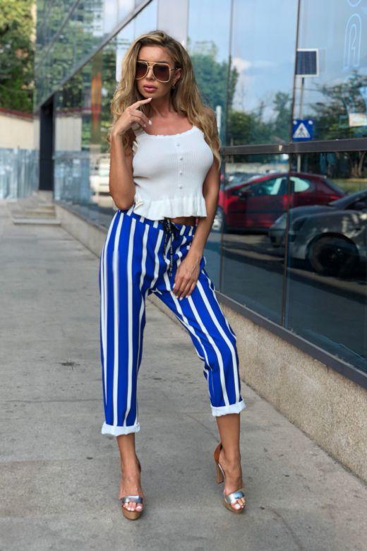Pantaloni Alavas Albastry Bogas