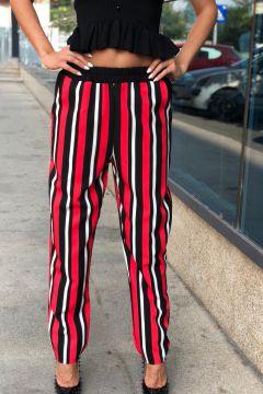 Pantaloni Sevilla Red Bogas