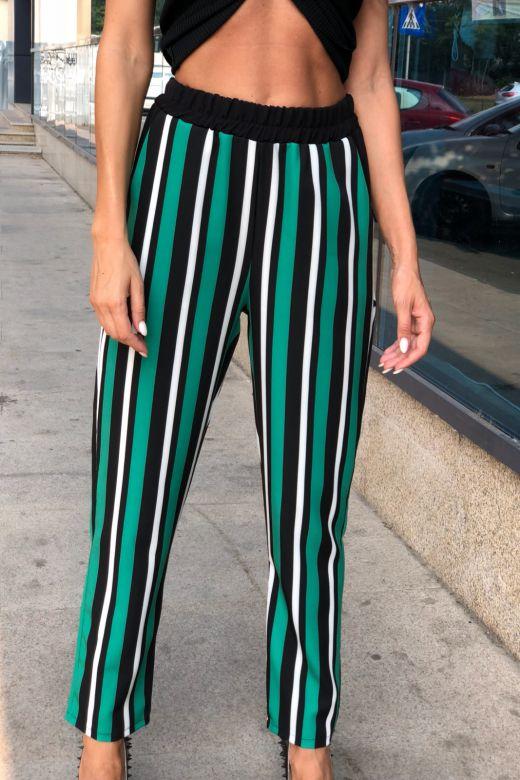 Pantaloni Sevilla Green Bogas
