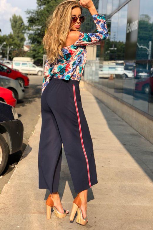 Pantaloni Segura Navyblue Bogas