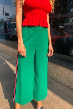 Pantaloni Segura Green Bogas