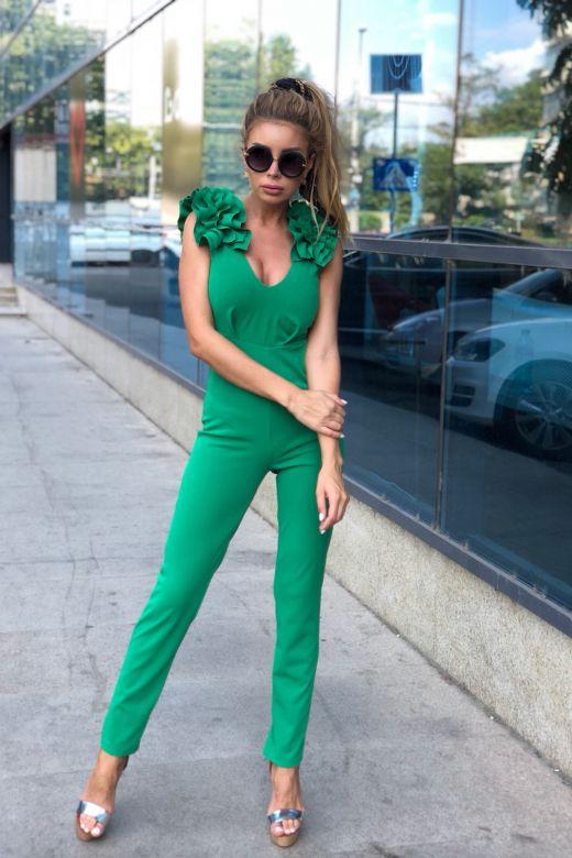 Salopeta Cayetano Green Bogas