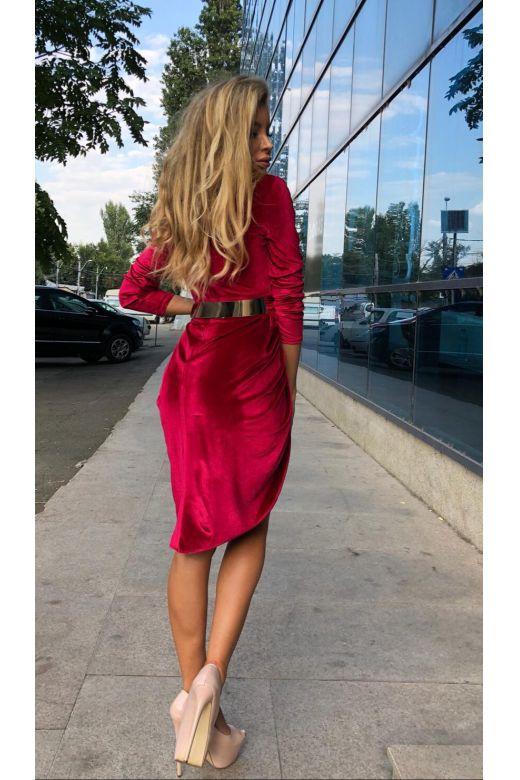 Rochie de Seara Joiosa Red Bogas