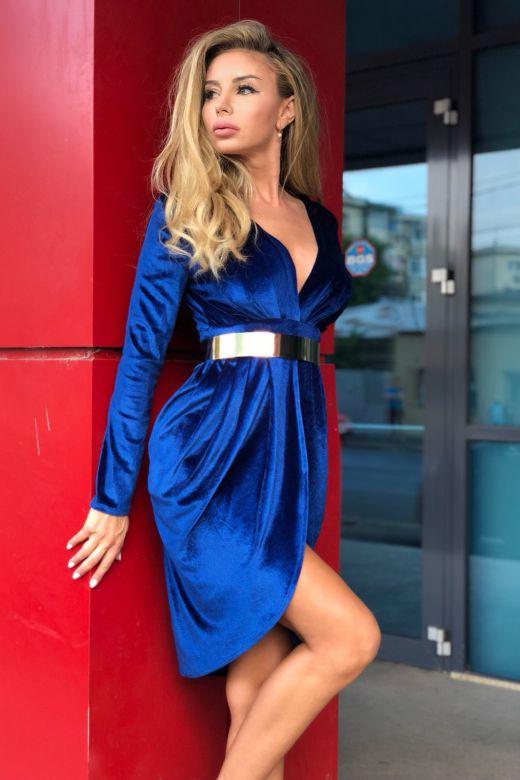 Rochie de Seara Joiosa Blue Bogas