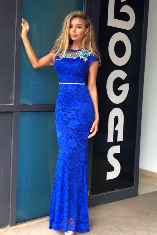 Rochie de Seara Castell Blue Bogas
