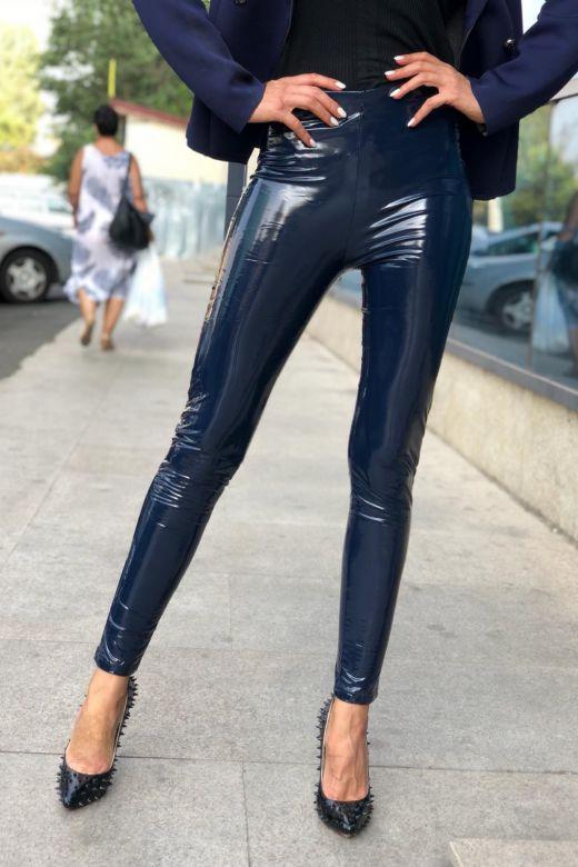 Pantaloni Sotoreal Blue Bogas