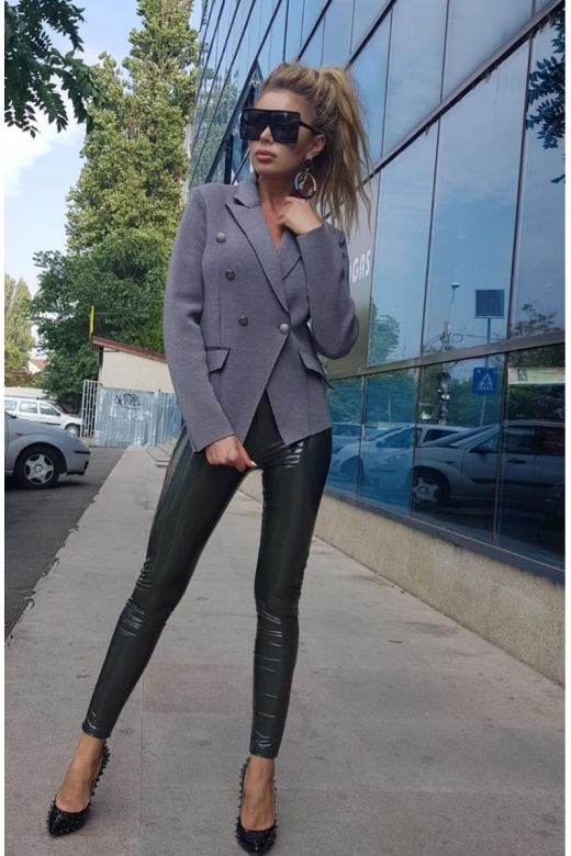 Pantaloni Sotoreal Gray Bogas