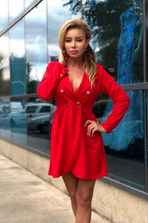 Rochie de Seara Almudena Red Bogas