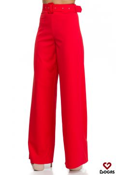 Pantaloni Incredibily Red Bogas