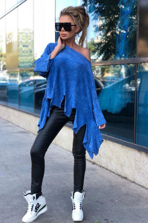 Bluza Gines Blue Bogas