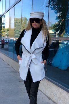 Vesta Saucejo White Bogas