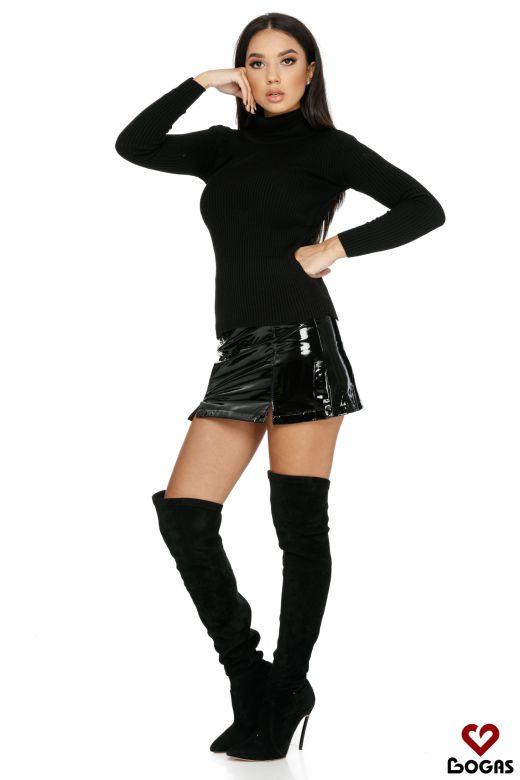 Helanca Valencina Black Bogas