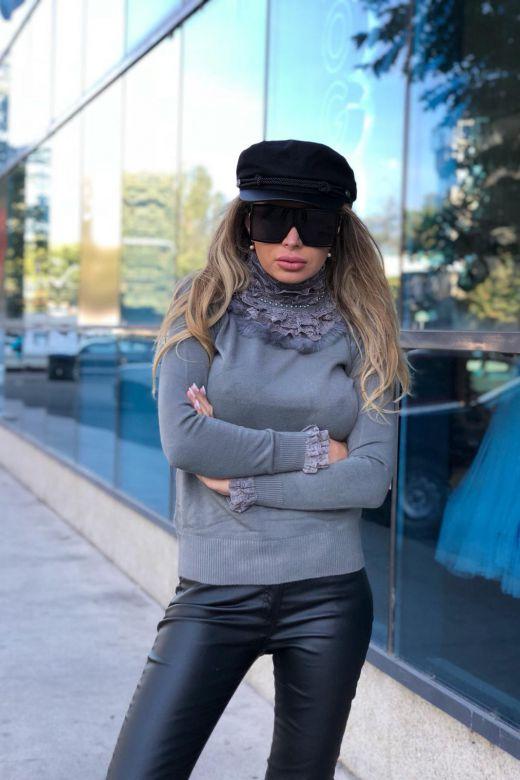 Bluza Rayon Gray Bogas