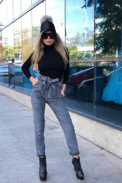 Pantaloni Tenerife Gray Bogas