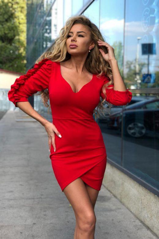 Rochie de Seara Elysees Red Bogas