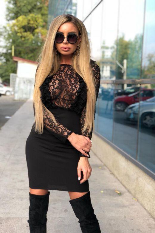Rochie de Seara Murta Black Bogas