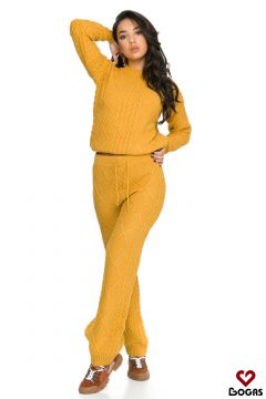 Compleu New Amadi Yellow Bogas