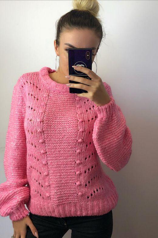 Pulover Pequena Pink Bogas