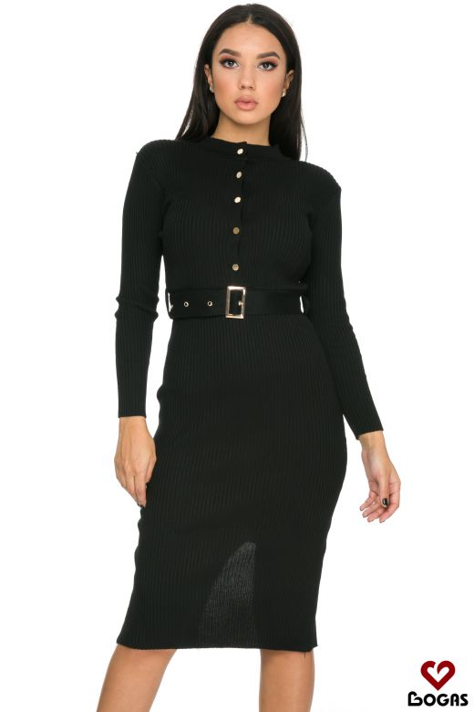 Rochie de Zi Moreja Black Bogas