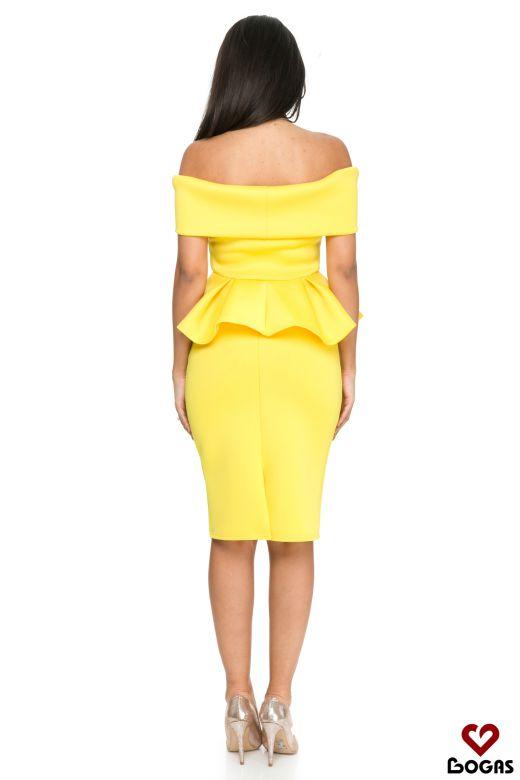 Compleu Acebo Yellow Bogas