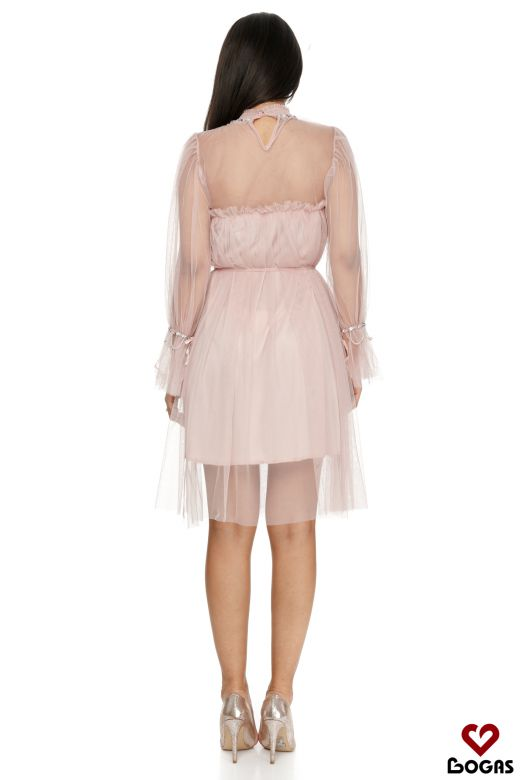 Rochie de Seara Ingles Pink Bogas
