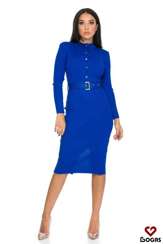 Rochie de Zi Moreja Blue Bogas