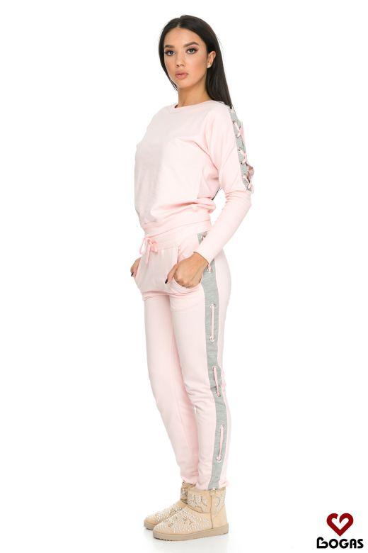 Compleu Vermel Pink Bogas
