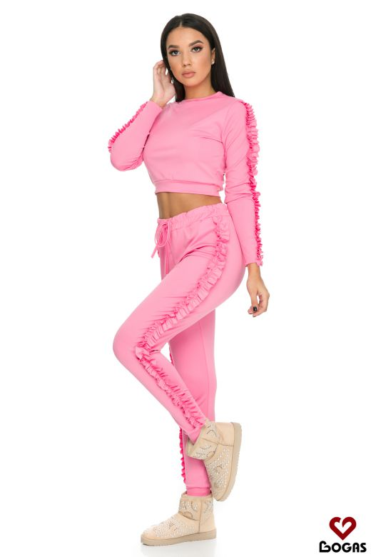 Compleu Barrio Pink Bogas