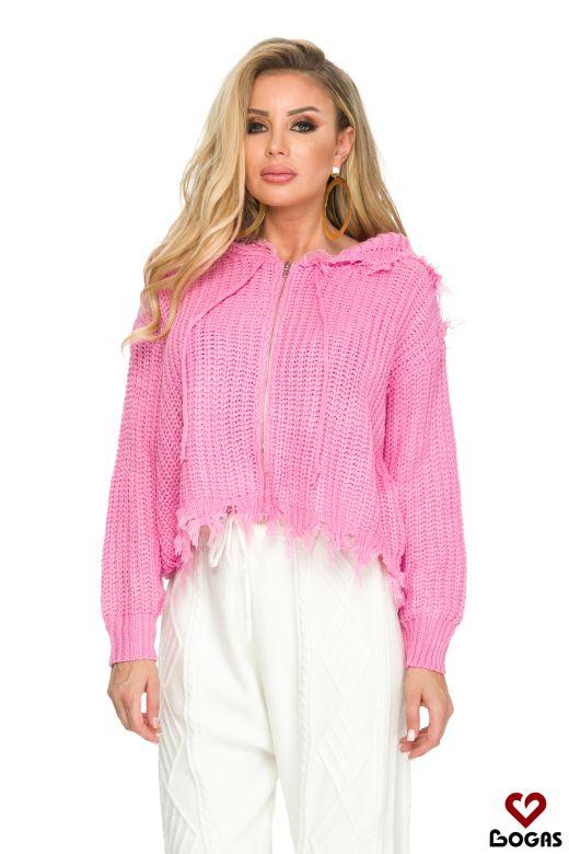 Pulover Camunas Pink Bogas