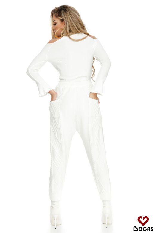Bluza Herencia White Bogas